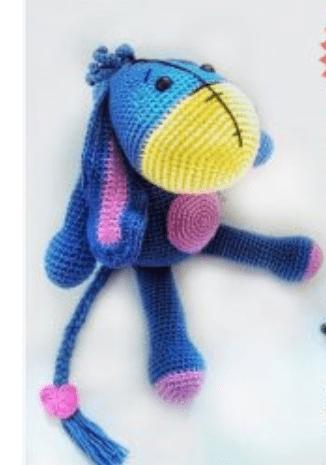 Crochet Nativity Set - Free Crochet Pattern | 465x326
